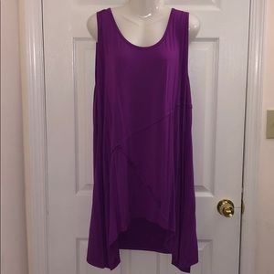 Super Comfortable and Stretchy Tunic Tank